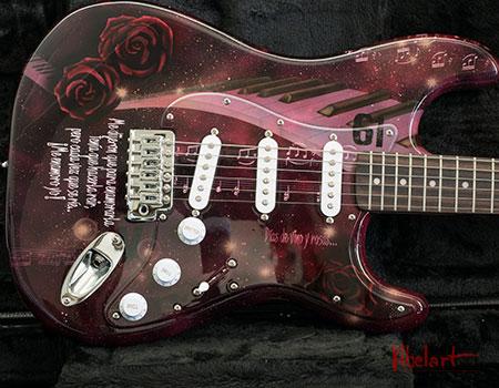 aerografia-en-guitarra